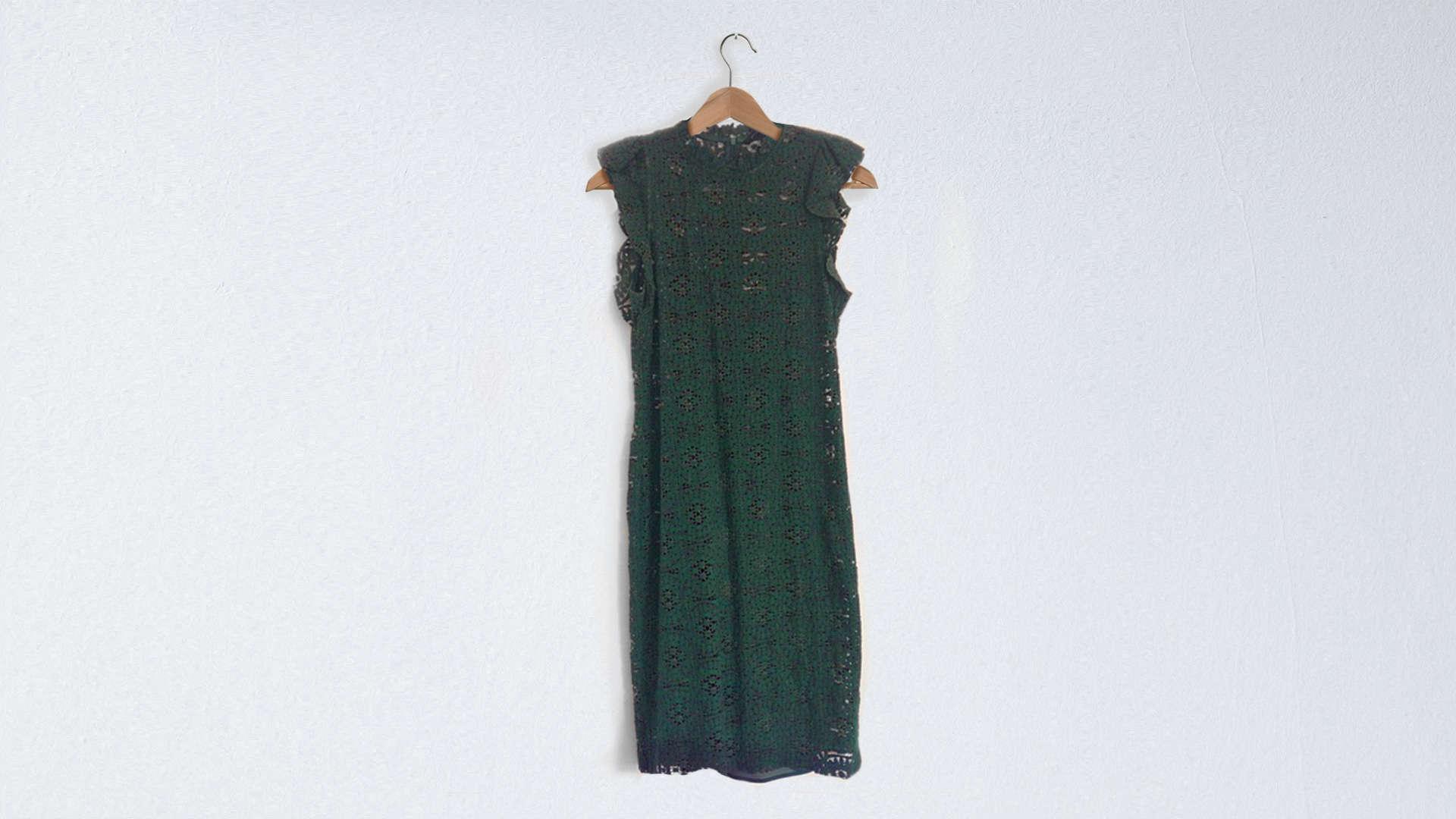 Tanjas neues Kleid