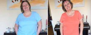 Angie Vorher-Nachher: So sieht sie mit 11,5 kg weniger aus!