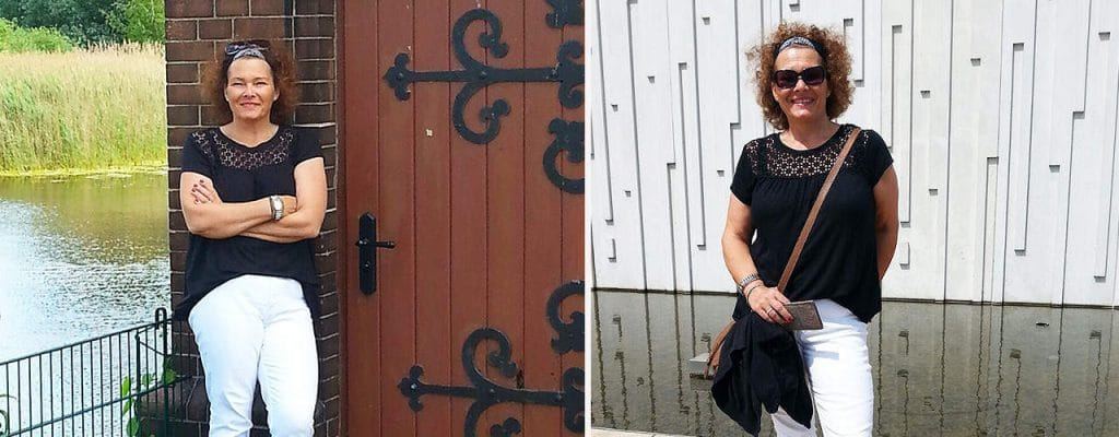 Sanguinum Gastbloggerin Raja im sommerlichen Outfit