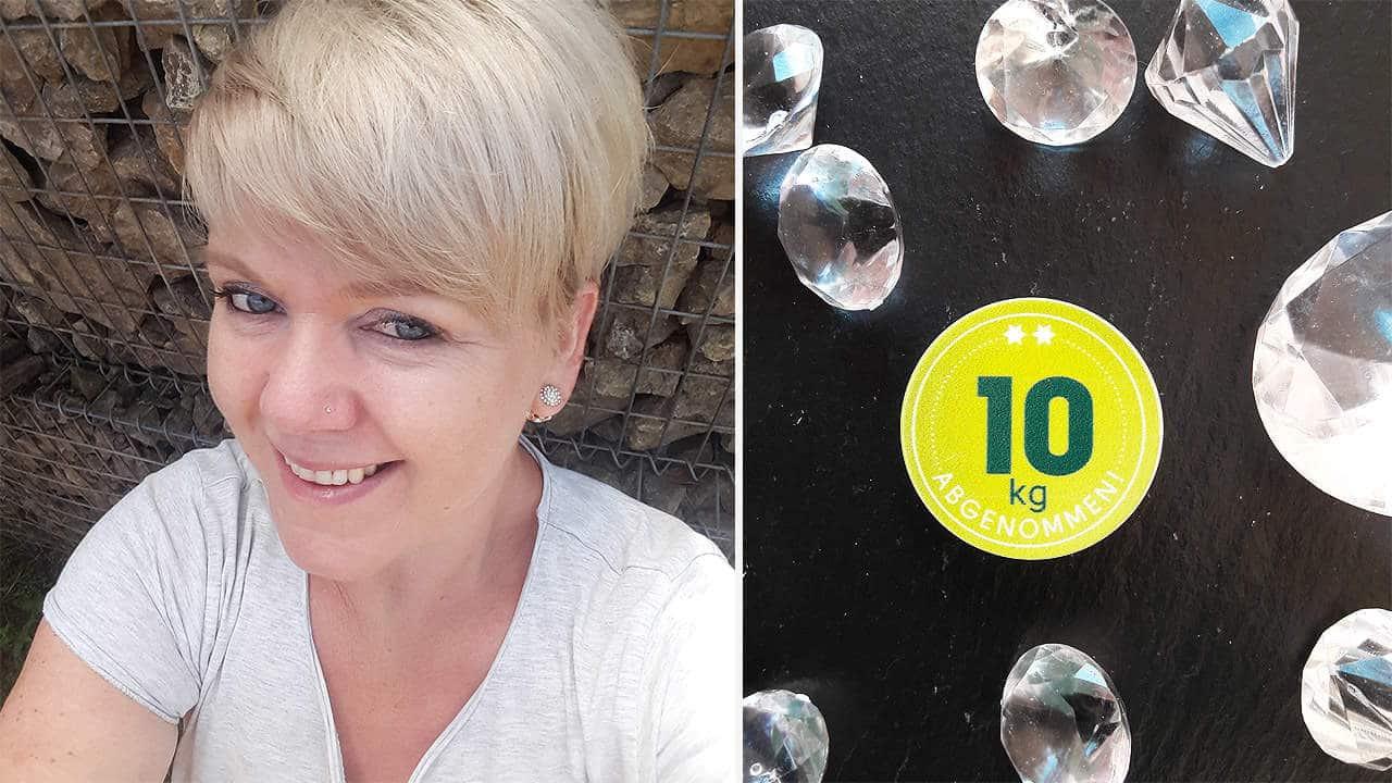 Sanguinum Gastbloggerin Ivonne hat ihr erstes Etappenziel erreicht und 10 Kilo abgenommen!