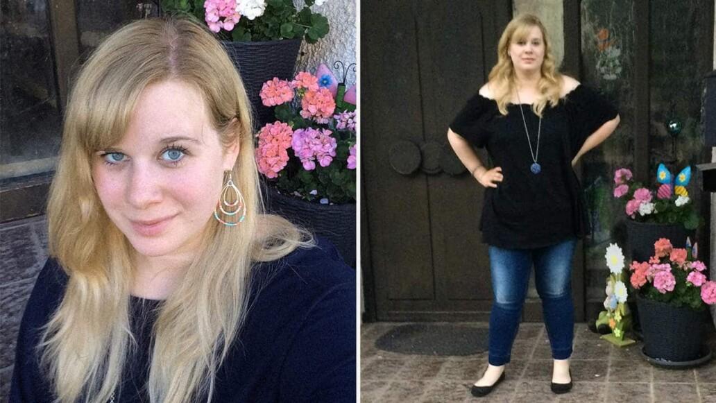 Sanguinum Bloggerin Luisa hat beinahe 20 Kilo abgenommen