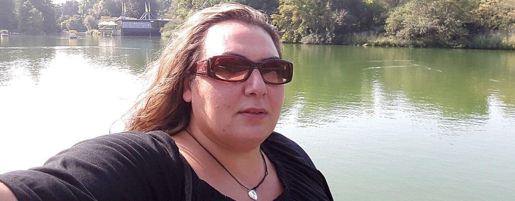 Sanguinum Gastbloggerin Annalisa möchte ihrer Tochter zuliebe abnehmen