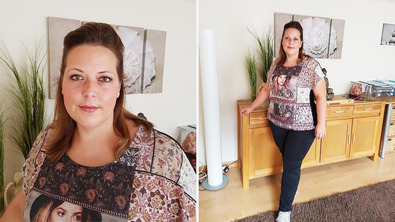 Sanguinum Abnehmbloggerin Kathrin möchte endlich unter 100 Kilo wiegen.