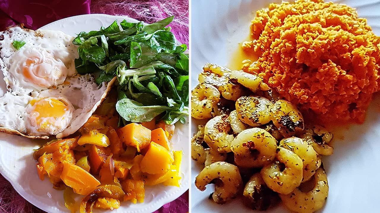 Sanguinum Mahlzeiten von Abnehmbloggerin Kathrin