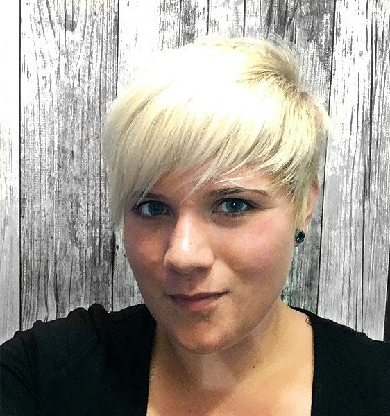 Sanguinum Abnehmbloggerin Kathin, 36, möchte unter 100 Kilo wiegen.