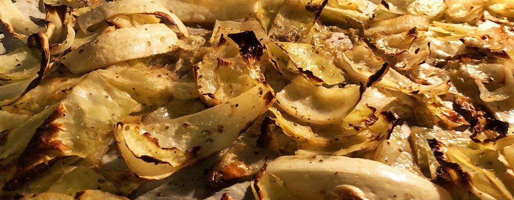 Sanguinum Rezept gebackener Weißkohl