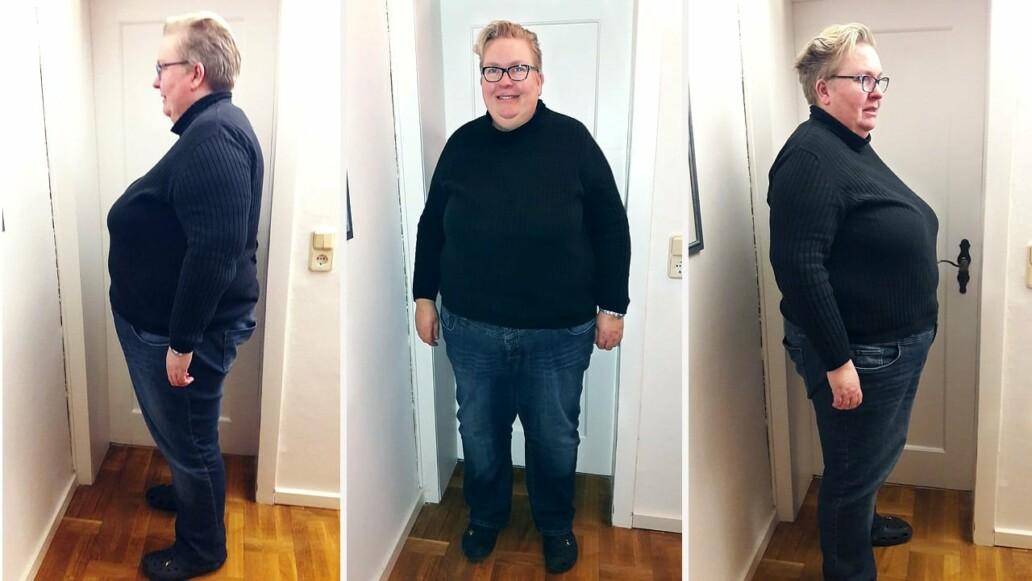 Tanja, 48, startet mit der Sanguinum Stoffwechselkur
