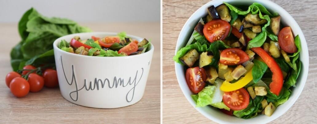 bunt gemüse salat