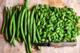 abnehm rezept grüne bohnen