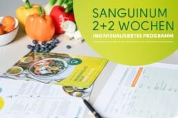 Sanguinum 2+2 individualisiertes Programm