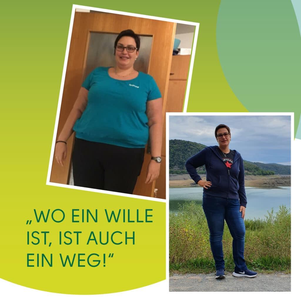 In elf Monaten habe ich fast 40 kg abgenommen 1