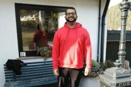 Ich bin mit meinem Gewichtsverlust seit Januar total zufrieden! 3