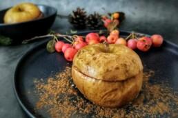 Bratapfelrezept ohne Zucker 3